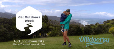 Auckland Mums Hike with Outdoorsy