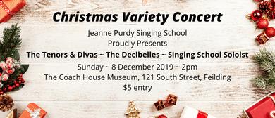 Christmas Variety Concert