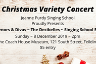 Image for event: Christmas Variety Concert