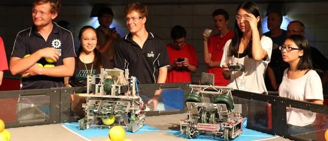 NZ VEX Robotics National Championship