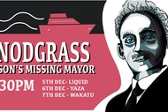 Image for event: Snodgrass – Nelson's Missing Mayor