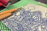 5 Week Bookbinding and Lino Cut Workshop