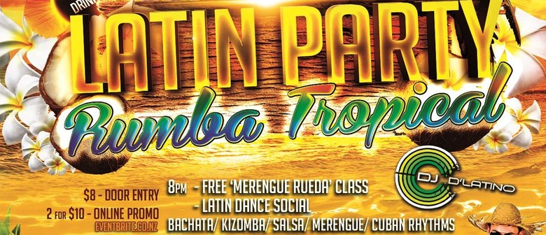 Latin Party – Rumba Tropical in Nelson
