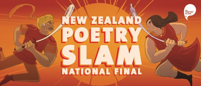 New Zealand Poetry Slam National Final