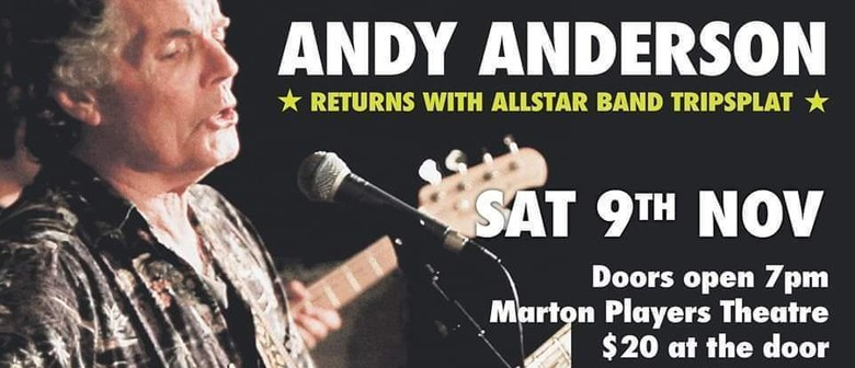 Andy Anderson Featuring All Star Band TripSplat