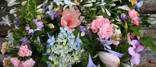 18th Annual Flower Show Featuring Sweetpeas
