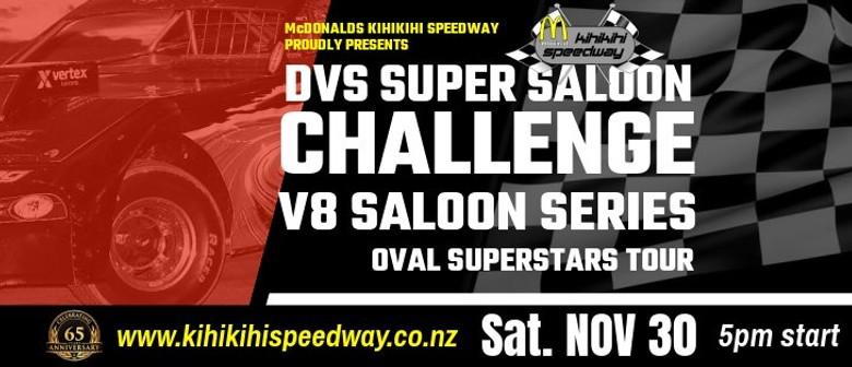 DVS Super Saloon Challenge, V8 Saloon Series & OST