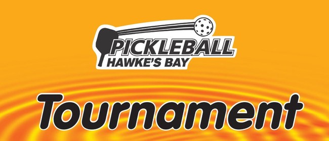 Pickleball Hawke's Bay Tournament