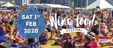 Wellington Wine & Food + Craft Beer Festival 2020
