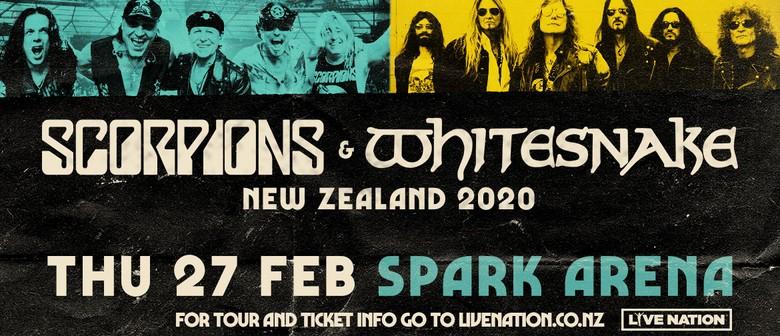 Scorpions and Whitesnake