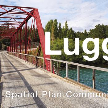 QLDC Spatial Plan Community Workshop - Luggate