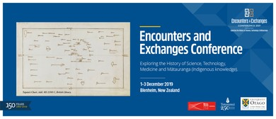 Encounters & Exchanges Conference 2019