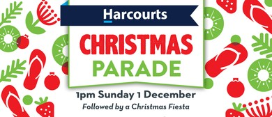 2019 Harcourts Christmas Parade & Fiesta