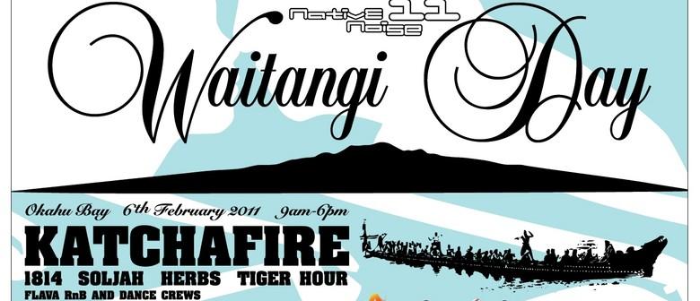 Okahu Bay Waitangi Day Festival