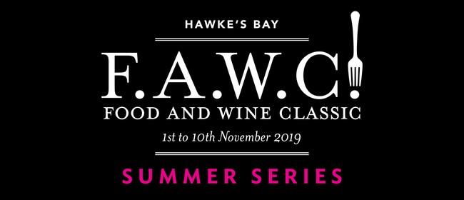 F.A.W.C! Raw, Robata & Refreshments