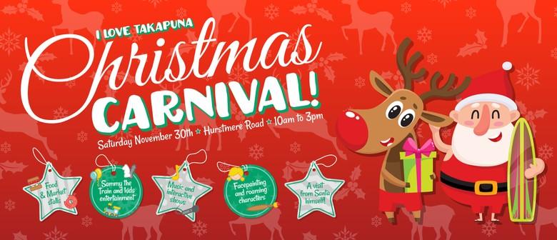 I Love Takapuna Christmas Carnival
