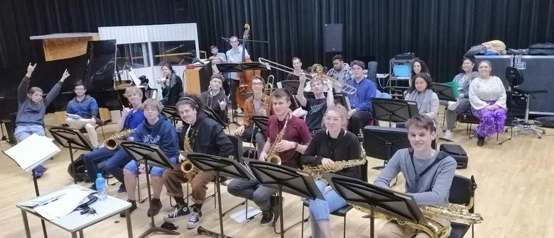 Roger Manins & Swinging Second Year Big Band