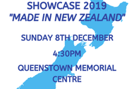 Image for event: Lakes Theatre Arts Showcase 2019 - Made In New Zealand