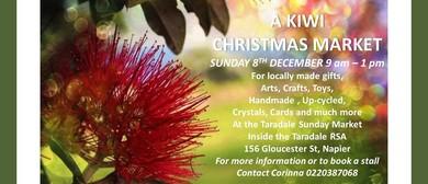 A Kiwi Christmas Market