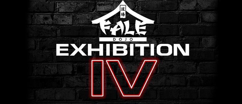Fale Dojo Exhibition #4