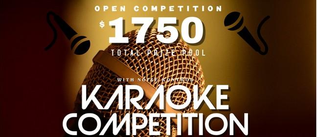 Noize Kontrol - Karaoke Competition
