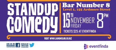 Laugh Club Comedy Night Wanaka