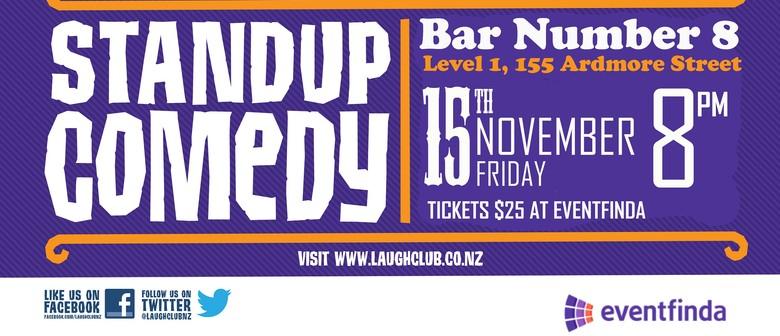 Laugh Club Comedy Night Wanaka