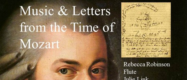Music & Letters From the Time of Mozart