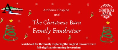 The Christmas Barn Family Fundraiser