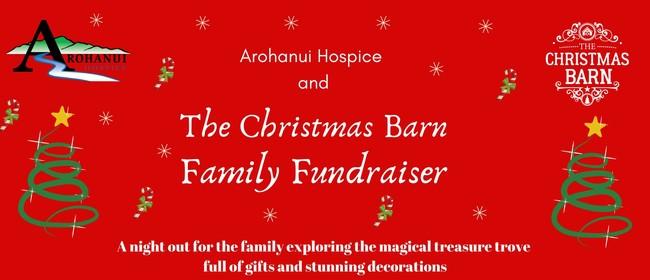 The Christmas Barn Family Fundraiser