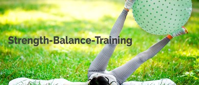 5 Weeks Series: Strength-Balance Training