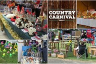 Image for event: Country Carninval Market