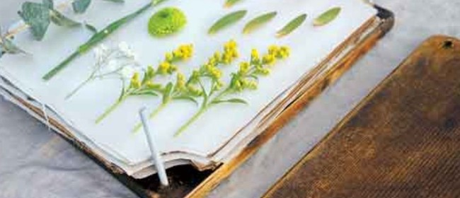 Make Your Own Flower Press - For Kids