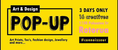 Art & Design Pop-up Shop