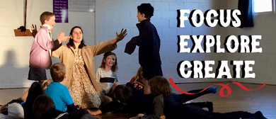 Theatre and Movement for 7-11 Year Olds