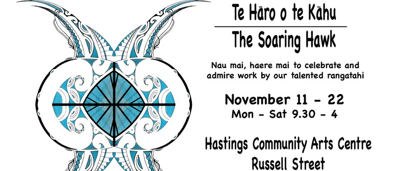 Te Haro o te Kahu/The Soaring Hawk