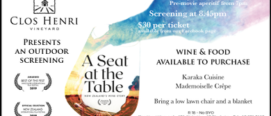 A Seat At the Table Screening