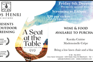 Image for event: A Seat At the Table Screening