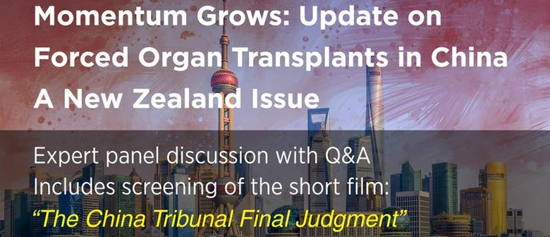 Momentum Grows: Update on Forced Organ Transplants in China