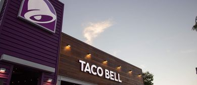 Taco Bell Opening Party