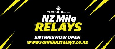 Ronhill NZ Mile Relays – Race 1