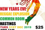 New Year's Eve Reggae Explosion