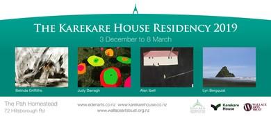 The Karekare House Residency Exhibition 2019