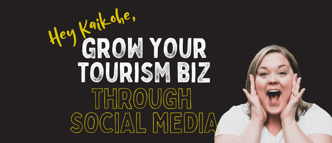 Grow Your Tourism Biz Through Social Media