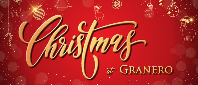 Christmas at Granero!: CANCELLED