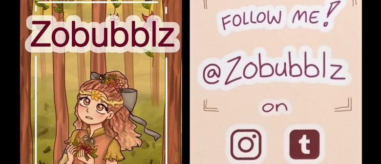 ZoBubblz at Orewa Artisan Market