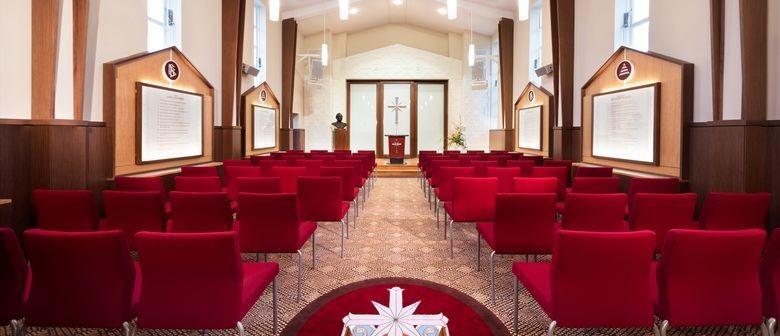 Scientology Sunday Church Service
