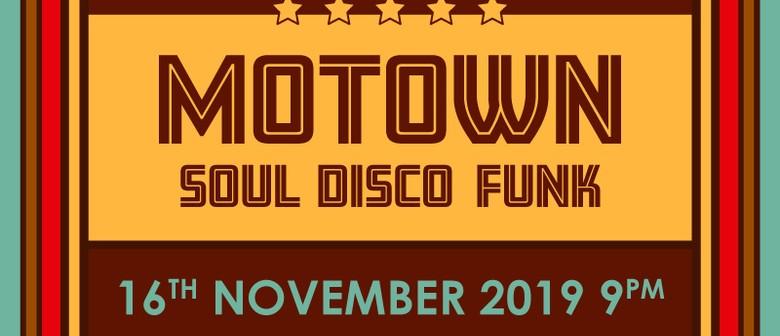 Motown Mania at Barcode Rotorua