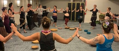 Tribal Grooves Dance Fitness Classes