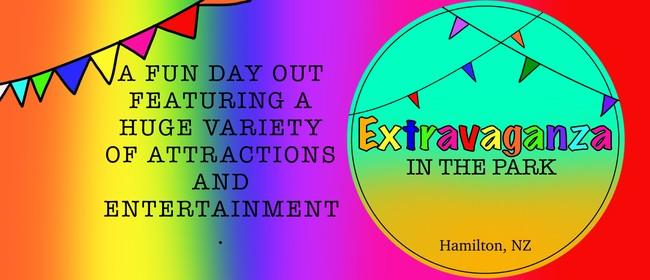 Extravaganza In the Park-Christmas Market Hamilton NZ